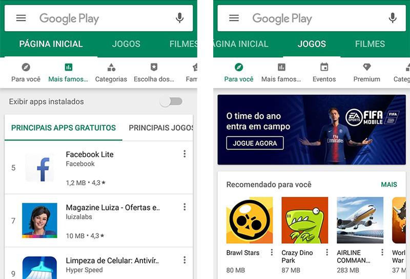 Como cadastrar novos aplicativos na Google Play